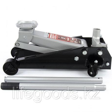 Домкрат гидравлический подкатный, 3 т, Высотa подъема 140-520 мм Matrix Master 51035, фото 2