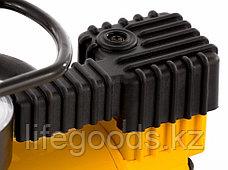 Компрессор автомобильный DС-20,12 В, 10 атм, 35 л/мин Denzel 58054, фото 2