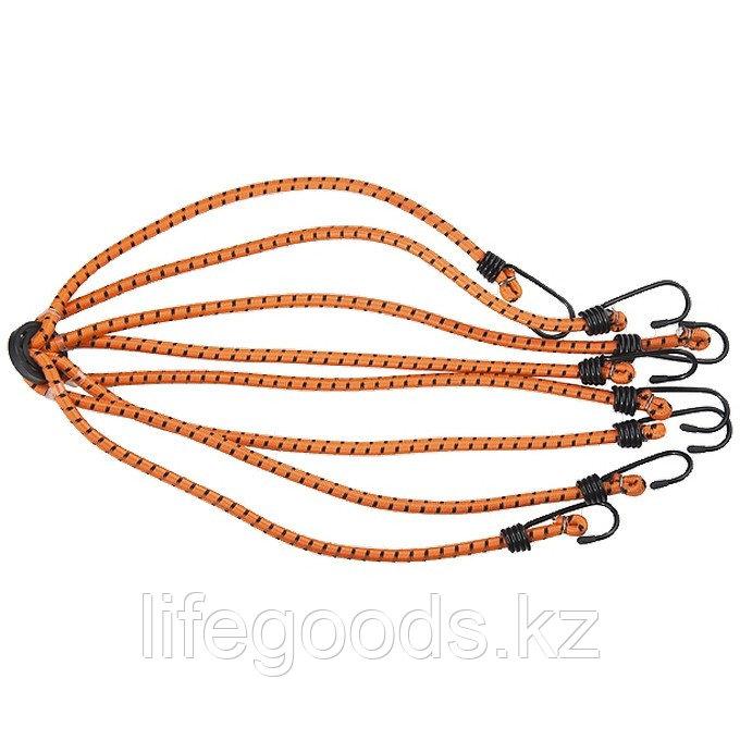 Паук багажный усиленный, 8 крюков Stels 54364