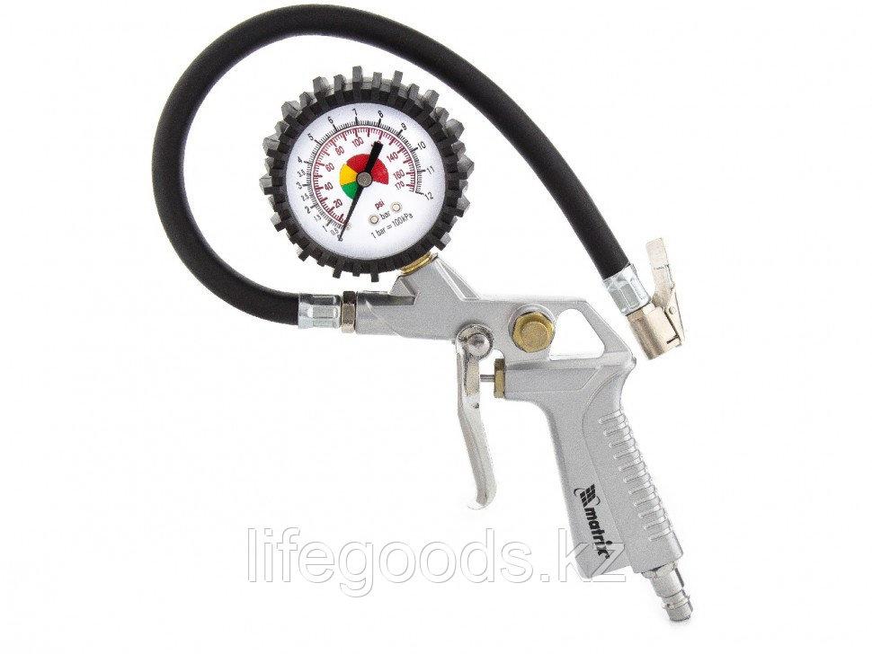 Пистолет для подкачки шин, пневматический Matrix 57322