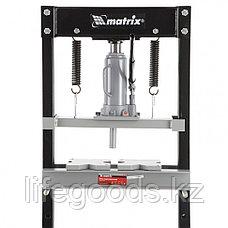 Пресс гидравлический, 12 т, 1360 х 500 х 510 мм (комплект из 2 частей) Matrix 523105, фото 2