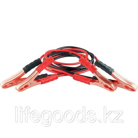 Провода стартовые, 200 А, 2,3 м, сумка на молнии Stels 55917, фото 2