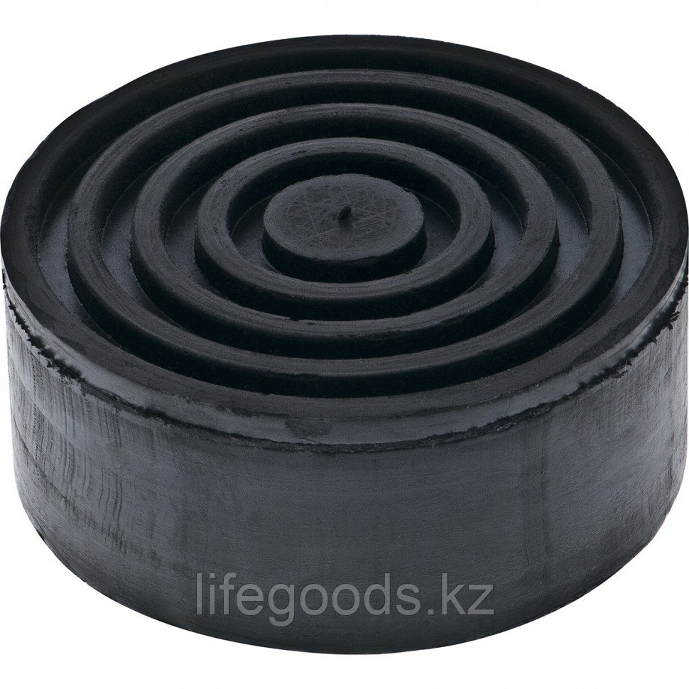 Резиновая опора для подкатного домкрата D 105 мм H 35 мм Matrix Россия 50901