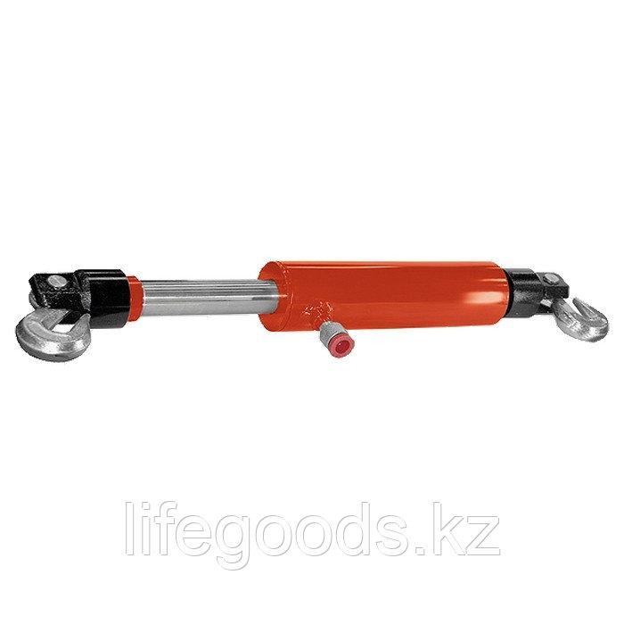 Цилиндр гидравлический, 10 т, стяжной усиленный с крюками Matrix 513485