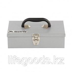 Ящик для инструмента, 284 х 160 х 78 мм, металлический Matrix 906055, фото 2
