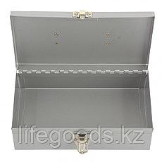 Ящик для инструмента, 284 х 160 х 78 мм, металлический Matrix 906055, фото 3