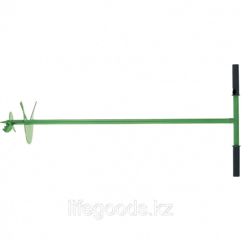 Бур садовый шнековый D 300 мм Россия Сибртех 64505