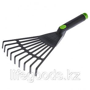 Грабли веерные, пластиковые Palisad 62395, фото 2