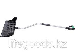 Движок 615 x 290 мм, металлический эргономичный черенок Palisad 61569, фото 3