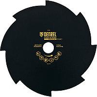 Диск для триммера, 230 х 25,4 мм, Толщинa 1,6 мм, 8 лезвий Denzel 96328