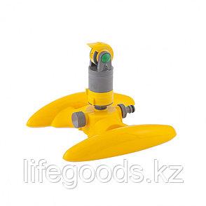 Дождеватель пластиковый, вращающийся, с регулировкой угла Palisad Luxe 65486, фото 2