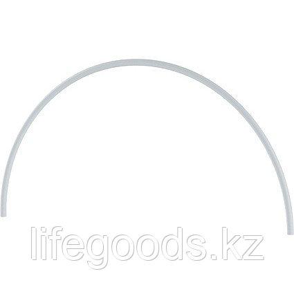 Дуга пластиковая для парника 90 х 126 см, D 20, белая Palisad 64402