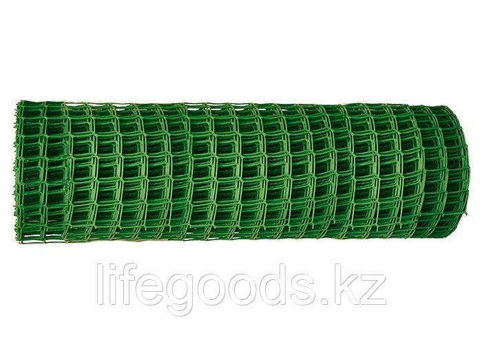 Заборная решётка в рулоне 1,3 x 20 м, ячейка 70 x 55 мм Россия 64531