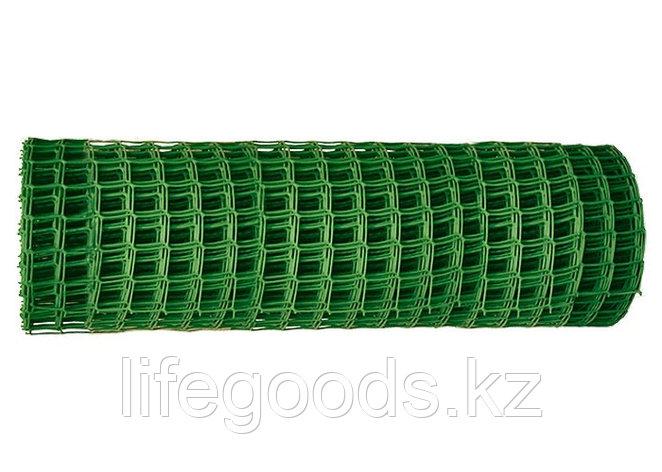 Заборная решетка в рулоне 1,8 x 25 м, ячейка 90 x 100 мм Россия 64541, фото 2