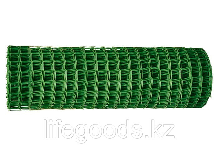 Заборная решетка в рулоне 1,8 x 25 м, ячейка 90 x 100 мм Россия 64541