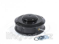Катушка для триммера универсальная, подходит ко всем косам, идущим в комплекте с ножами Denzel 96304
