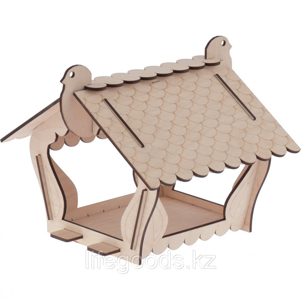 Кормушка для птиц, Шале Palisad 64002