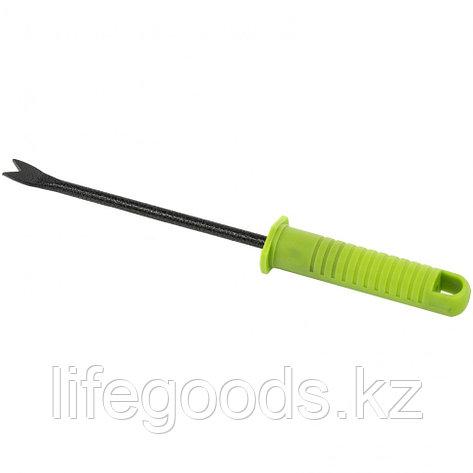 Корнеудалитель, защитное покрытие, пластиковая рукоятка Palisad 62386, фото 2