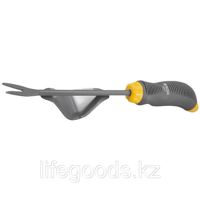 Корнеудалитель, эргономичная двухкомпонентная рукоятка Luxe Palisad 62380