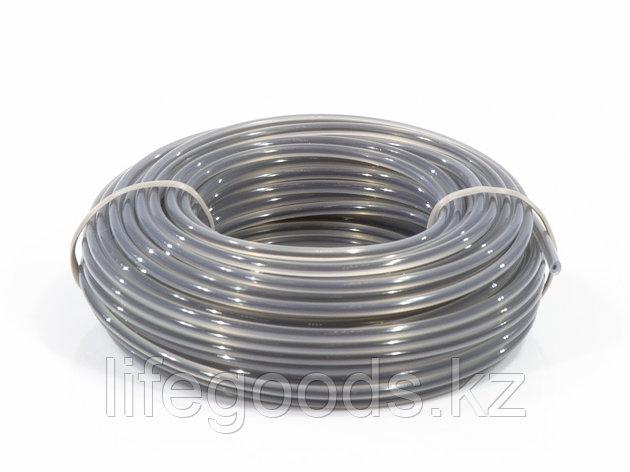 Леска двухкомпонентная для триммера, круглая, 2,4 мм х 15 м, EXTRA CORD Denzel 96180, фото 2