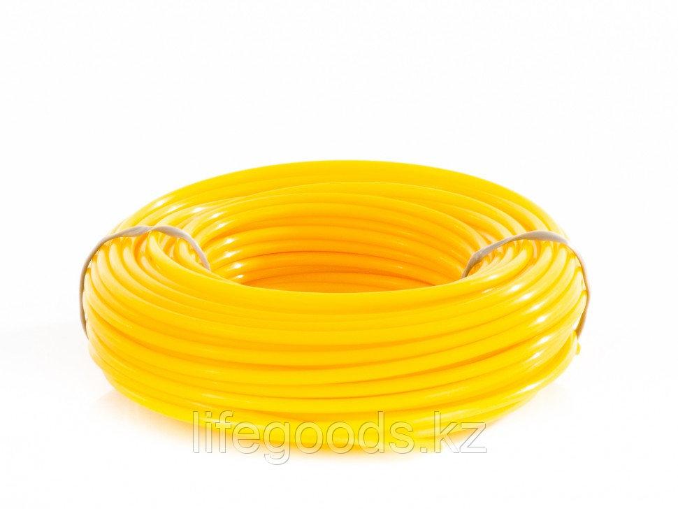 Леска для триммера круглая, 1,3 мм х 15 м Denzel Россия 96141