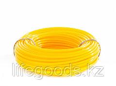 Леска для триммера круглая, 2,4 мм х 15 м Denzel Россия 96147