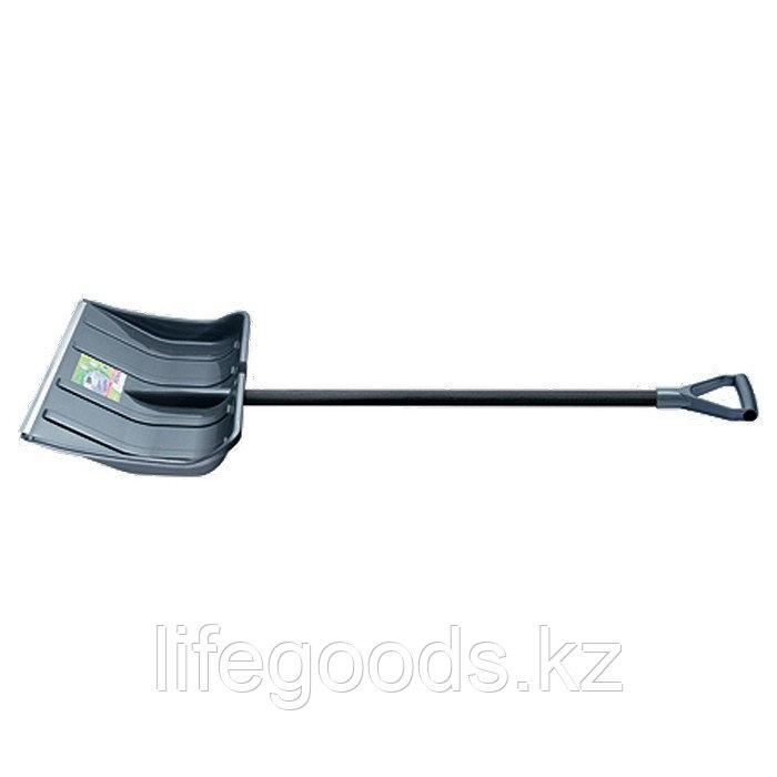 Лопата снеговая (пластиковые ковш и рукоятка) Palisad 61563
