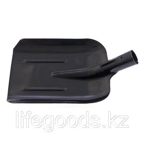 Лопата совковая с ребрами жесткости, без черенка (АМЕТ) Россия 61420, фото 2