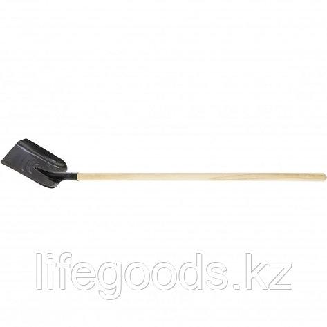 Лопата совковая, черенок 2С Россия 61461, фото 2