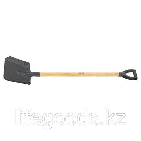 Лопата совковая, черенок вс ЛСП Россия Сибртех 61459, фото 2