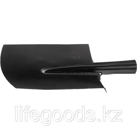 Лопата штыковая, прямоугольная, закаленная, без черенка (АМЕТ) Россия 61417, фото 2