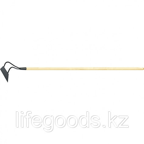 Мотыга 200 х 65 мм с черенком, 1380 мм Россия Сибртех 62332, фото 2