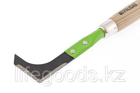 Нож универсальный, деревянная рукоятка, 330 мм Palisad 62324, фото 2