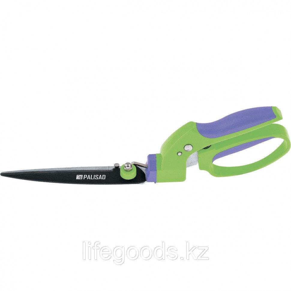 Ножницы газонные 350 мм, пластиковые обрезиненные рукоятки Palisad 60574