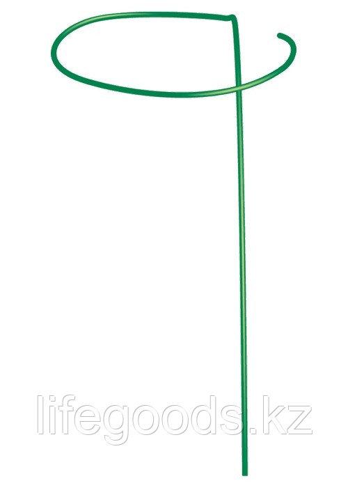 Опора для цветов круг 0,25 м, Высотa 1,3 м, D трубы 10 мм Россия 64419