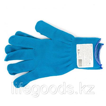 Перчатки Нейлон, 13 класс, цвет ультрамарин, XL Россия 67841, фото 2