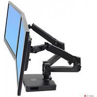 Док-станция HP W3Z74AA Hot Desk Stand Monitor Arm