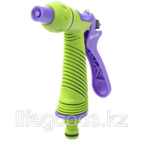Пистолет-распылитель, регулируемый, эргономичная рукоятка Palisad 65148, фото 2