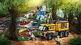 Конструктор BELA City Передвижная лаборатория в джунглях 10711 (Аналог LEGO City 60160) 465 дет, фото 4
