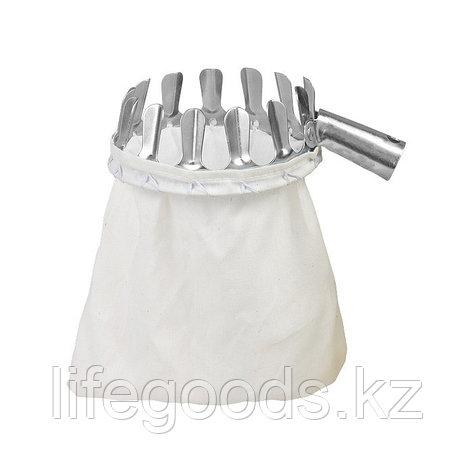 Плодосъемник с х/б корзиной, внутренний D 110 мм Palisad 64440, фото 2