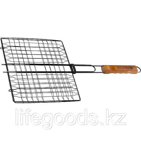 Решетка гриль 240 х 270 мм, антипригарное покрытие, Camping Palisad 69550, фото 2