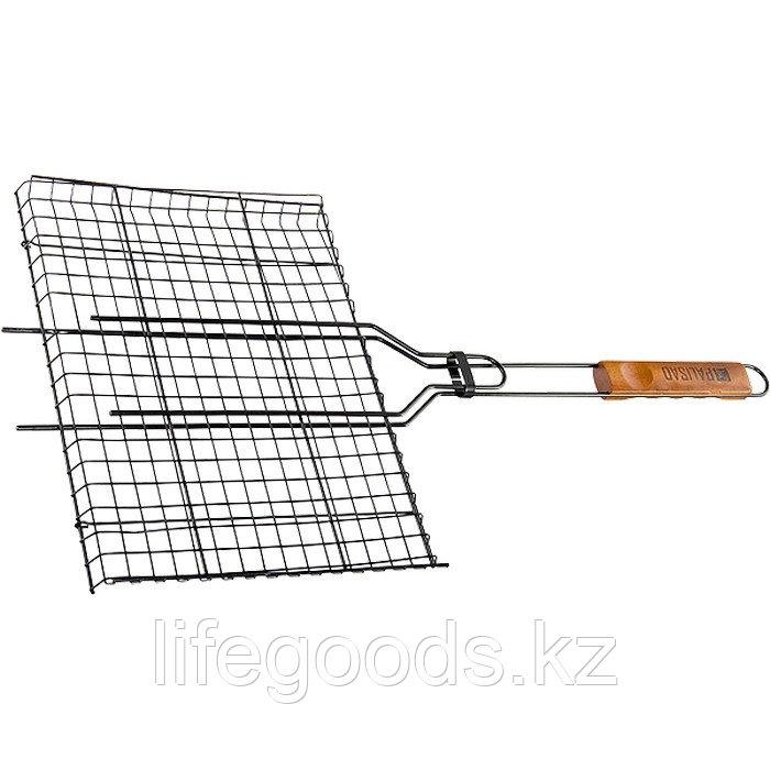 Решетка гриль 260 х 350 мм антипригарное покрытие, Camping Palisad 69556