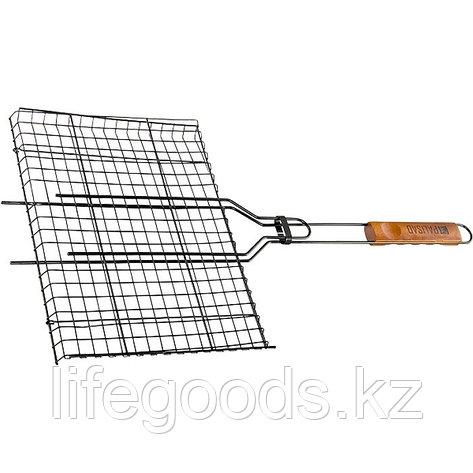 Решетка гриль 260 х 350 мм антипригарное покрытие, Camping Palisad 69556, фото 2