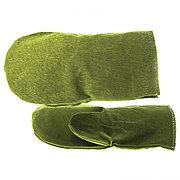 Рукавицы брезентовые водоотталкивающие, 1 размер Россия Сибртех 68120