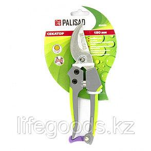 Секатор прямого реза, алюминиевые рукоятки Palisad, фото 2