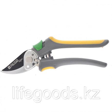 Секатор прямого реза, обрезиненные рукоятки, Luxe Palisad 60483, фото 2