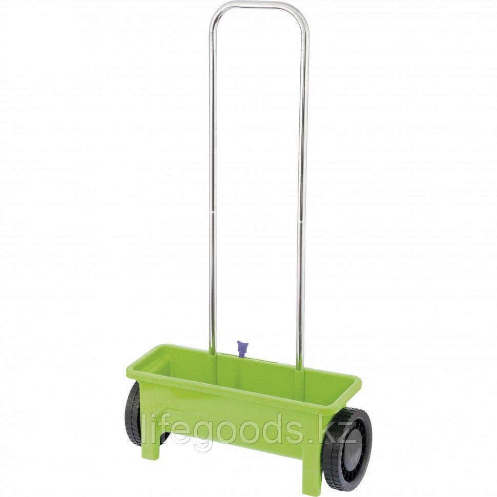 Сеялка на колесах механическая с ручкой, 12 л Palisad 63950