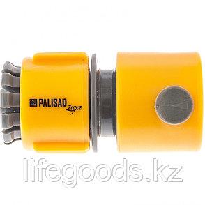 Соединитель пластмассовый, быстросъемный для шланга 1/2, Luxe Palisad 66471, фото 2