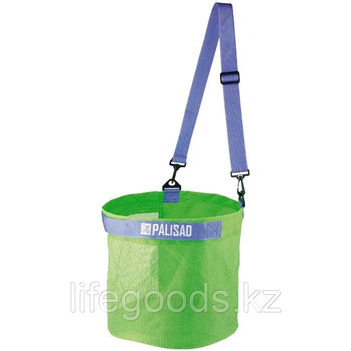 Сумка на ремне 20л, 30 х 30 см, для сбора урожая, универсальная Palisad