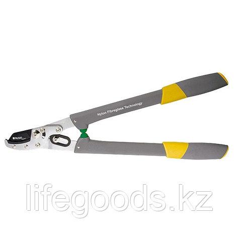 Сучкорез с наковальней 525 мм, двухрычажный механизм, нейлоновые рукоятки Luxe Palisad, фото 2